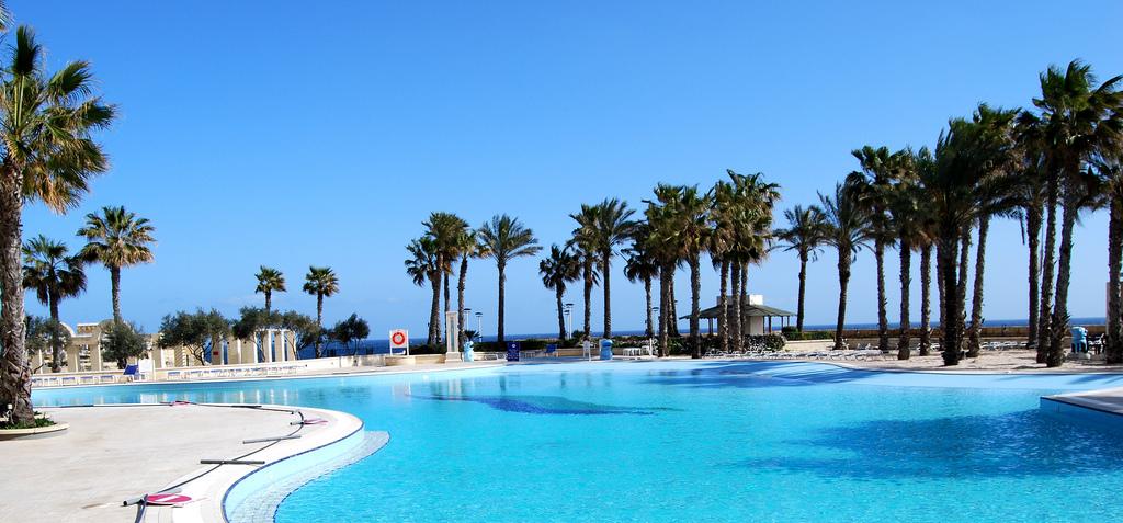 Hilton Hotel St Julian S Malta