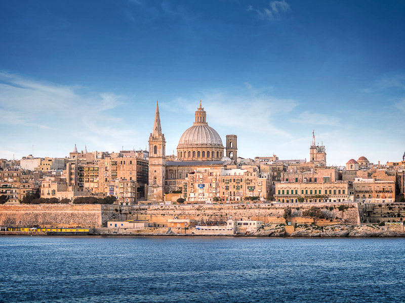 Language Travel To Malta Language Journey To Malta