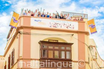 English Language School in St Julians, Malta
