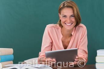 Study English on Skype
