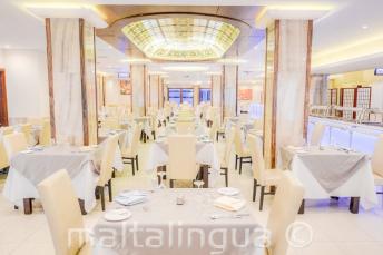 Hotel Alexandra guest restaurant