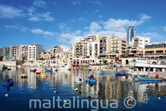 Photo of Spinola Bay, St Julians